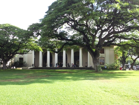 Hawaii State Library, 2011