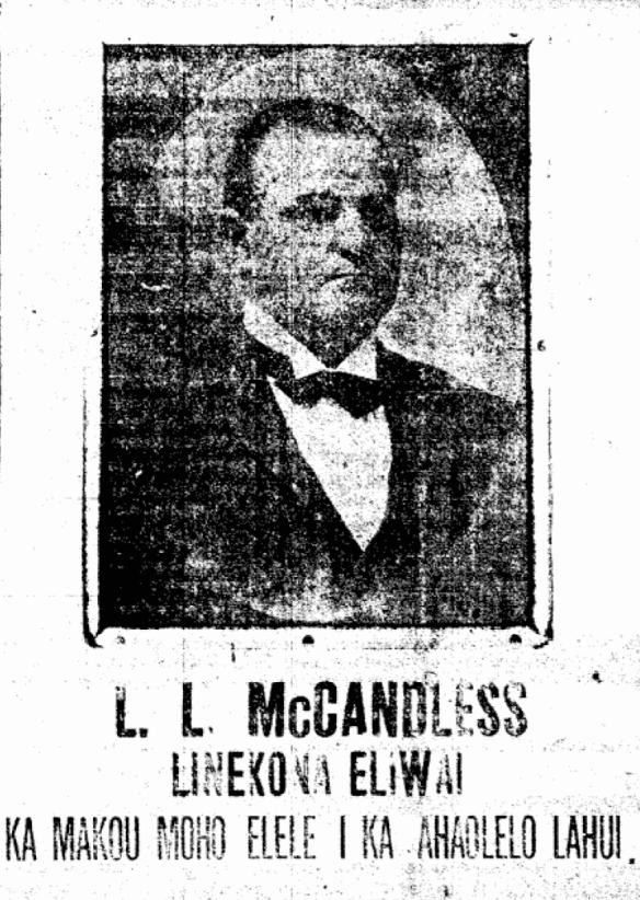 L. L. McCANDLESS
