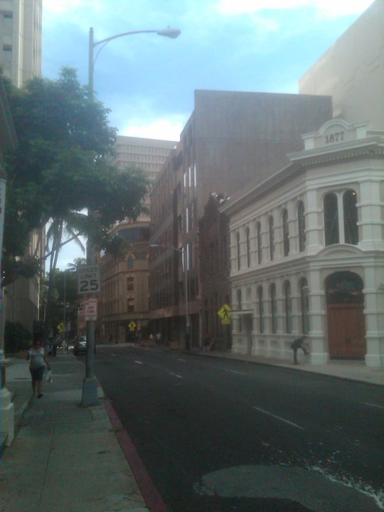 Merchant Street, 2011.