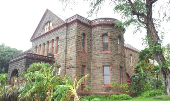 Bishop Hall 2013