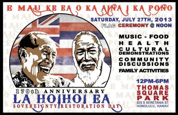 La Hoihoi Ea Honolulu