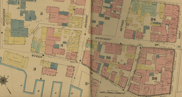 Dakin Fire Insurance Maps 1891 Map 4