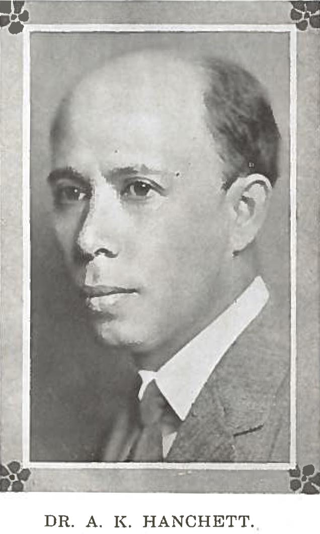 Dr. A. K. Hanchett