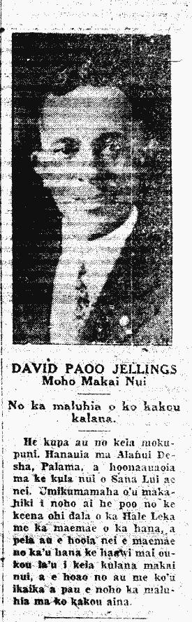 DAVID PAOO JELLINGS